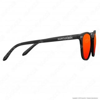 Northweek Wall Mod. Flaka - Occhiali da Sole con Lenti Polarizzate Antigraffio