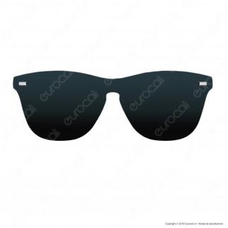 Northweek Phantom Mod. Regular All Black - Occhiali da Sole con Lenti Polarizzate Antigraffio