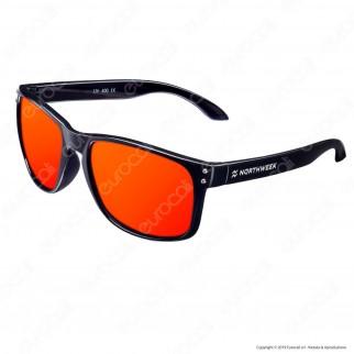 Northweek Bold Mod. Bigspin - Occhiali da Sole con Lenti Polarizzate Antigraffio