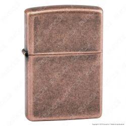 Accendino Zippo Mod. 301FB Antico Copper - Ricaricabile Antivento