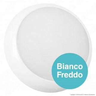 V-Tac PRO VT-15 Plafoniera LED 15W Forma Circolare Colore Bianco - SKU 801 / 802
