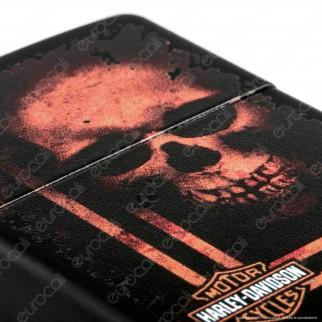 Accendino Zippo Mod. 29739 Harley-Davidson® - Ricaricabile Antivento