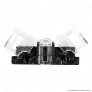 Imperia Connettore Consecutivo per Strisce LED 2835 10mm Monocolore Clip 2 Pin - mod. 6016985