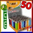 Bic Mini J25 Piccolo - Box da 50 Accendini