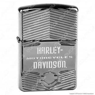 Accendino Zippo Mod. 29165 Harley-Davidson® Armor® - Ricaricabile Antivento