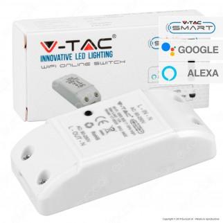 V-Tac Smart VT-5008 Interruttore Wi-Fi - SKU 8422