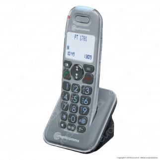 Amplicomms PowerTel 1701 Componente Mobile Aggiuntivo per Telefoni per Portatori di Apparecchi Acustici