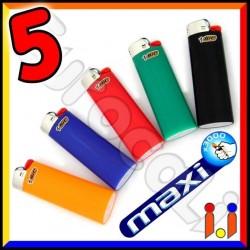 Bic Maxi J26 Grande - 5 Accendini