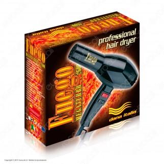 Dana Italia Fuego Megaturbo 2600 - Asciugacapelli Professionale