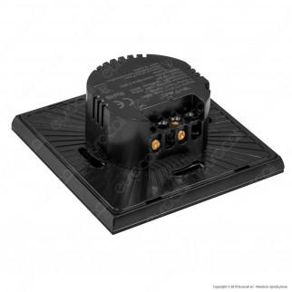 V-Tac Smart VT-5111 Interruttore Touch Colore Nero con 1 Tasto - SKU 8385