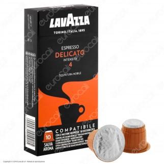 10 Capsule Caffè Lavazza Espresso Deciso - Cialde Compatibili Nespresso