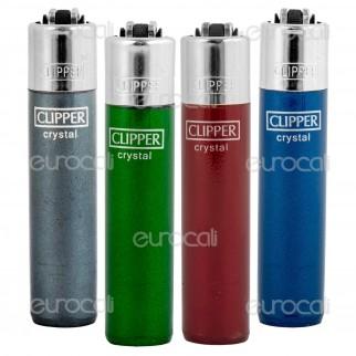 Clipper Micro Fantasia Micro Crystal 2 - 4 Accendini
