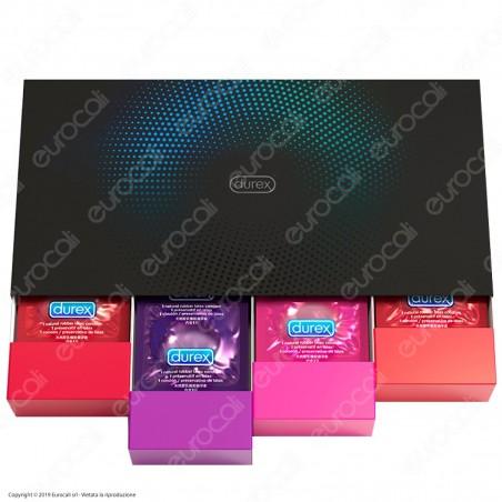 Durex Love Collection - Cofanetto Premium da 30 Profilattici