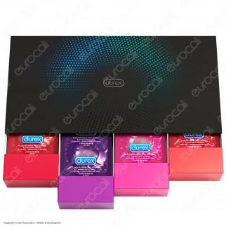 Durex PEI Love Collection - Confezione Premium da 30 Profilattici