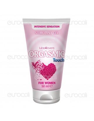 Lube 4 Lovers Orgasmic Touch Lubrificante intimo Stimolante per Lei 50ml