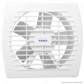 Kanlux Cyklon EOL150B Aspiratore da Canale 22W IPX4 - mod. 70921