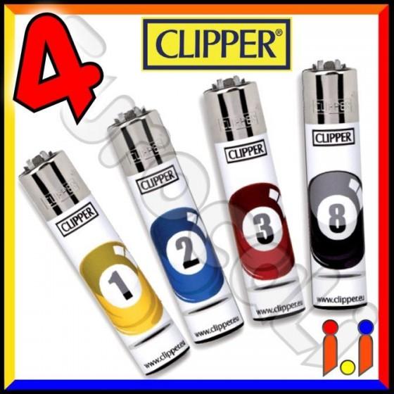 Clipper Large Fantasia Pools - 4 Accendini