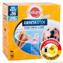 Pedigree Dentastix Large per l'igiene orale del cane - Confezione da 56 Stick