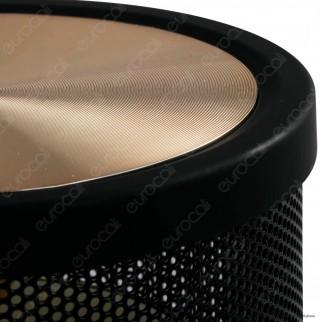 V-Tac VT-6211 Speaker Bluetooth Portatile 6W con LED Effetto Fiamma e Microfono Ingresso AUX - SKU 7724