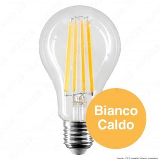 Life Lampadina LED E27 16W Bulb A70 Filamento - mod. 39.920358C1 / mod. 39.920358N