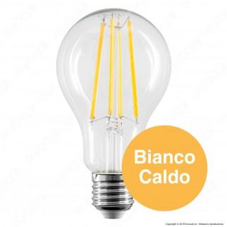 Bot Lighting Shot Lampadina LED E27 11W Bulb A67 Filamento - mod. WLD1011X29