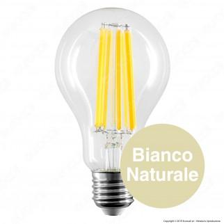 Bot Lighting Shot Lampadina LED E27 16W Bulb A70 Filamento Extra-Lungo - mod. WLD1016X1 / WLD1016X2 / WLD1016X3