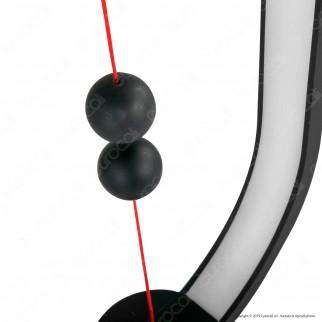 Heng Balance Lampada da Tavolo LED 5W Accensione e Spegnimento con Magnete - mod. 50467