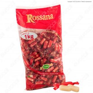 Caramelle Rossana Finissime con Ripieno Cremoso Senza Glutine - Busta 1000g