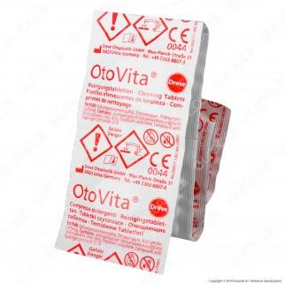 Otovita Compresse Detergenti - Per la Pulizia degli Apparecchi Acustici