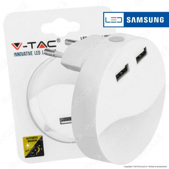 V-Tac VT-84 Punto Luce LED Chip Samsung