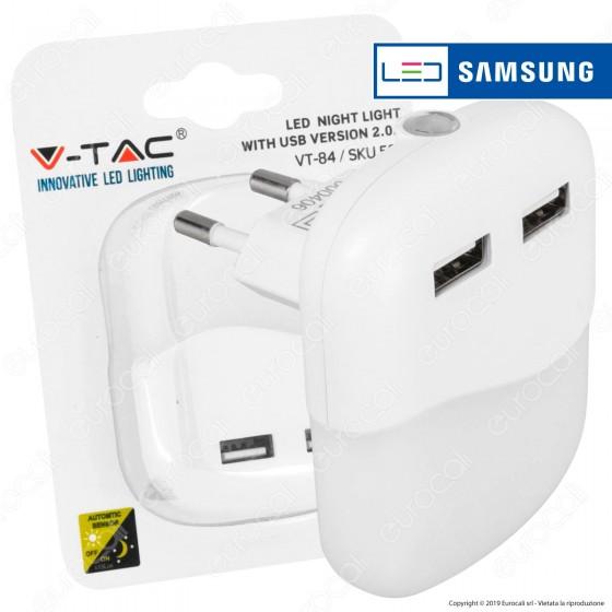 V-Tac VT-84 Punto Luce LED Rettangolare