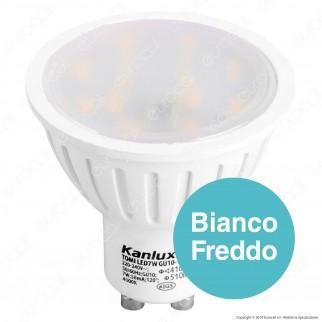 Kanlux TOMI Lampadina LED GU10 7W Faretto Spotlight