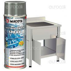 Macota Acciaio Inox Spray