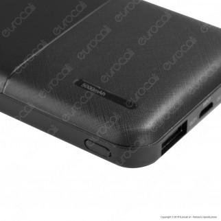 V-Tac VT-3517 Power Bank Portatile 5000 mAh 2 Uscite USB 2A - SKU 8892 / 8893 / 8894