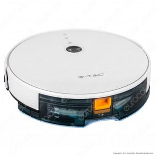 V-Tac VT-5555 Robot Aspirapolvere Lavapavimenti