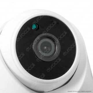 V-Tac VT-5125 Telecamera di Sorveglianza AHD 4 in 1 Analog Camera 1080p