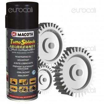 Macota Tutto Sblock Sbloccante per parti meccaniche
