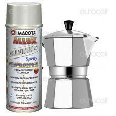 Macota Allux Alluminio Spray Termoresistente fino a 600°C
