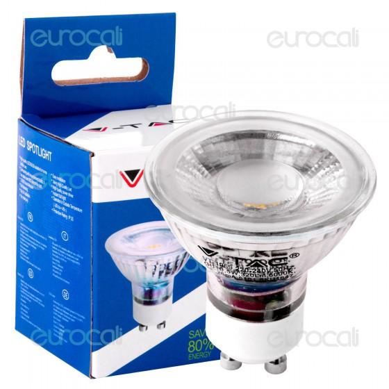 V-Tac VT-1959 Lampadina LED GU10 5W Faretto Spotlight