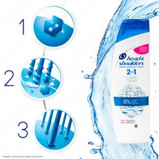 [EBAY] Head & Shoulders Classic Clean Shampoo 2in1 Antiforfora e Balsamo - Flacone da 225ml