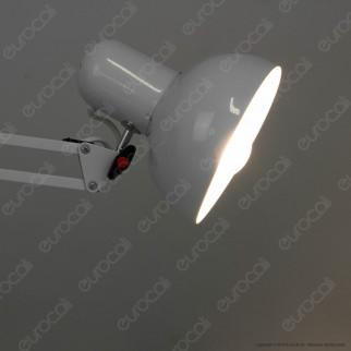 V-TAC VT-7513 Lampada da Tavolo Orientabile con Morsa
