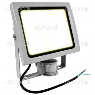 V-Tac VT-4730 PIR Faretto LED 30W da Esterno con Sensore