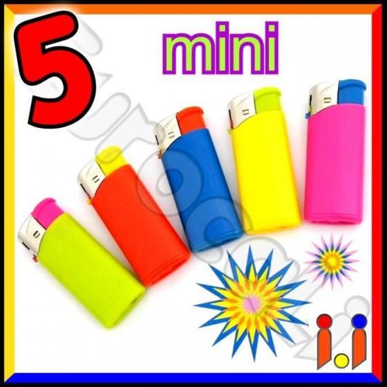 Ciao Mini Fantasia Explosion - 5 Accendini