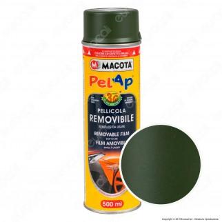Macota Pelap Pellicola Spray Removibile - Pastello RAL Opaco Disponibile in 6 Colori