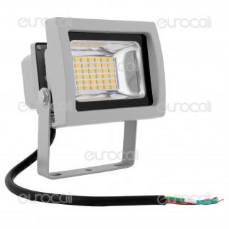 V-Tac VT-4721 Faretto LED SMD 20W da Esterno Colore Grigio