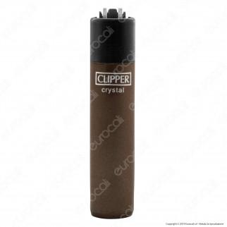 Clipper Micro Fantasia Crystal 6 - Box da 48 Accendini