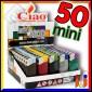 Ciao Mini Fantasia Mod - Box da 50 Accendini