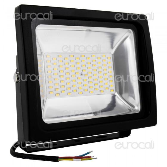 V-Tac VT-4751 Faretto LED SMD 50W da Esterno Colore Nero