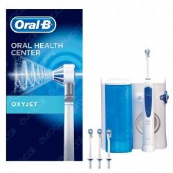 Oral B Oxyjet Sistema Pulente con Idropulsore per l'Igiene Orale dei Denti