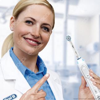 Oral-B Testine Di Ricambio Per Spazzolino Elettrico Sensi Ultrathin - Confezione da 8 testine